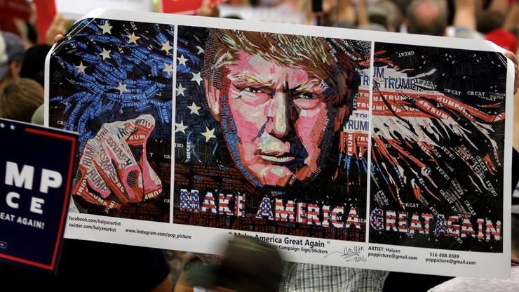 Newsweek: wywiad Trumpa był oszustwem. Serbski tygodnik opublikował fałszywe odpowiedzi na pytania