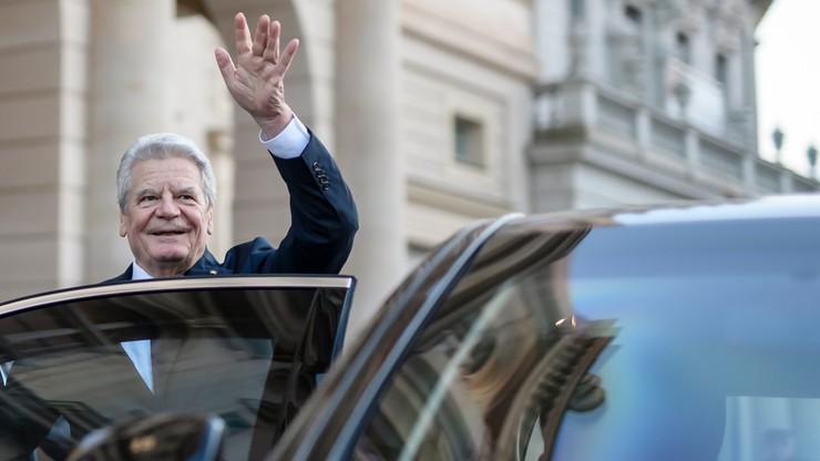 Gauck domaga się uwolnienia przez Turcję niemieckiego dziennikarza