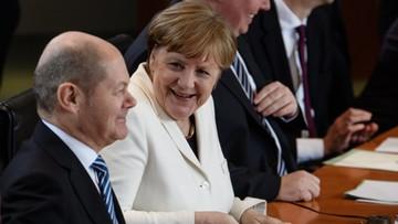 """Merkel w poniedziałek z wizytą w Warszawie. """"Zostanie powitana z honorami wojskowymi"""""""