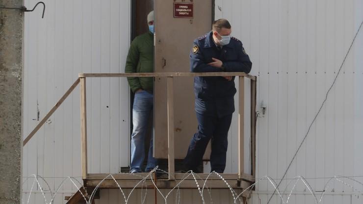 Rosja: władze więzienne grożą, że Nawalny będzie karmiony przymusowo
