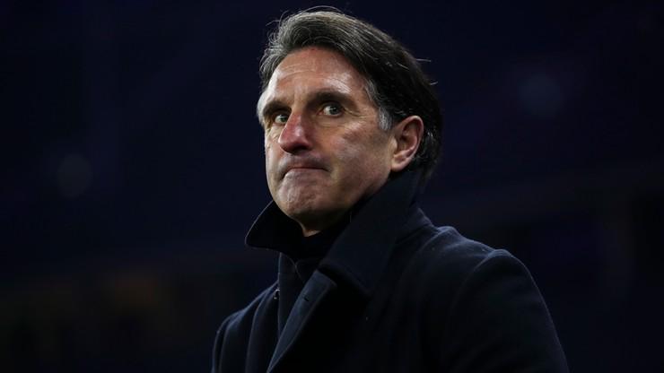 Hertha Berlin potwierdziła zwolnienie trenera Bruno Labbadii