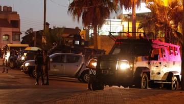 Zmarła druga ofiara ataku na ambasadę Izraela w Jordanii