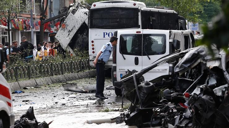 """""""Przerażający akt terroru"""". USA potępiają zamach w Stambule"""