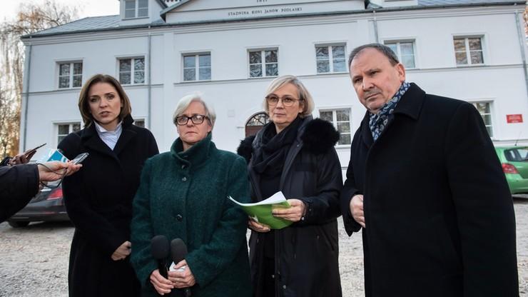 """Posłowie PO alarmują, że stadninie w Janowie może grozić bankructwo. """"Audyt utajniony"""""""