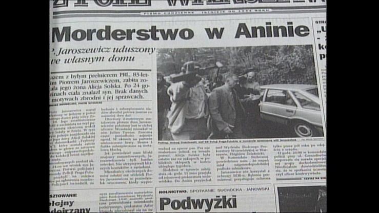 Syn Jaroszewicza: za dużo nienawiści w tej zbrodni, to jak morderstwo w odwecie