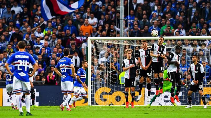 Sampdoria pokonała Juventus na koniec sezonu