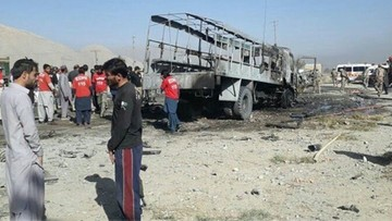 Wybuch w Pakistanie. Zginęło siedmiu członków sił bezpieczeństwa
