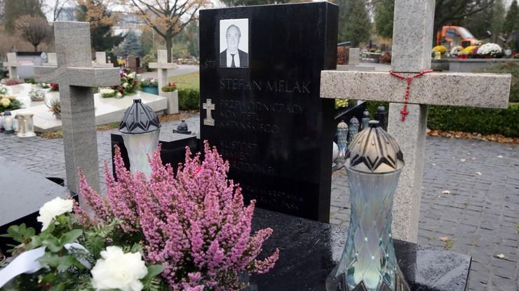 Na Wojskowych Powązkach zakończyła się ekshumacja Stefana Melaka