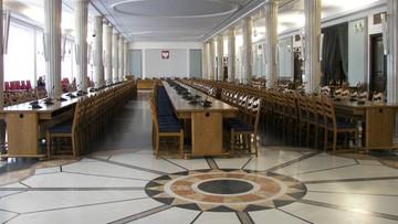 Kancelaria Sejmu cofnęła zgodę na organizację konferencji SLD