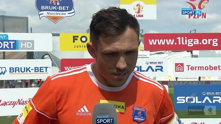 Piotr Wlazło: Nie wybiegam w przyszłość. Cieszę się z awansu
