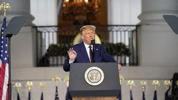 Donald Trump oficjalnym kandydatem w wyborach prezydenckich