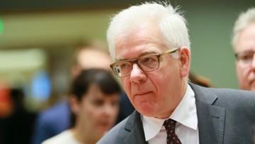 Komisja PE przyjęła rezolucję popierającą uruchomienie przez KE art. 7 traktatu wobec Polski