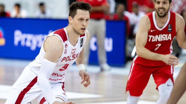 Mateusz Ponitka kapitanem reprezentacji Polski koszykarzy