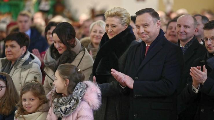 Andrzej Duda liderem rankingu zaufania. Na podium Morawiecki i Kosiniak-Kamysz