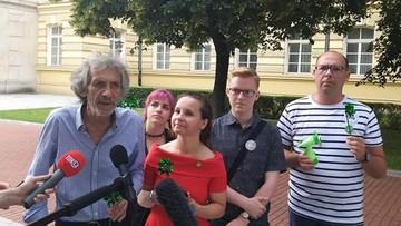 """""""Działanie wbrew polskiej racji stanu"""". Zieloni krytykują blokowanie polityki klimatycznej"""
