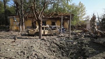 Walki o Górski Karabach. Reakcja prezydenta Andrzeja Dudy