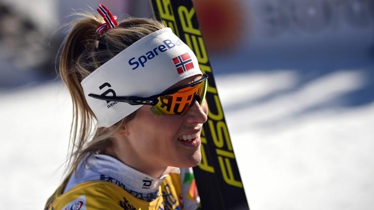 MŚ Oberstdorf 2021: Triumf Therese Johaug w biegu na 10 km, Izabela Marcisz daleko