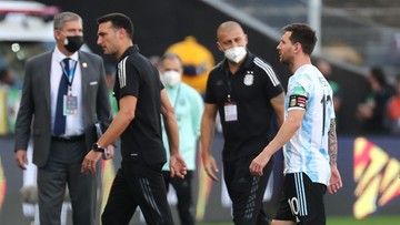 El. MŚ 2022: Kłopoty kadrowe Argentyny przed meczem z Boliwią