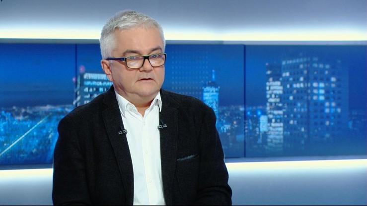 Prof. Andrzej Fal: mamy tydzień-dwa, aby przygotować się do wzrostu zakażeń