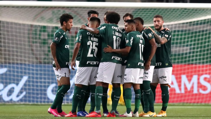 Copa Libertadores: Palmeiras pierwszym finalistą. River Plate dzielnie walczyło