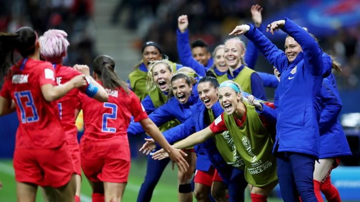 MŚ kobiet: Amerykańskie piłkarki krytykowane po wysokiej wygranej