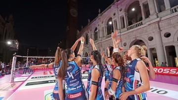 Drużyna Joanny Wołosz zdobyła Superpuchar Włoch w nietypowej scenerii