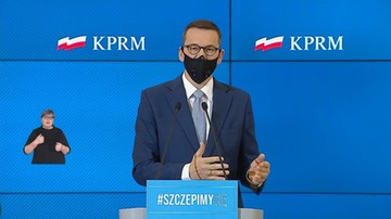 """Premier mówi o głównym celu rządu. """"Nowy polski ład ma nam to zapewnić"""""""
