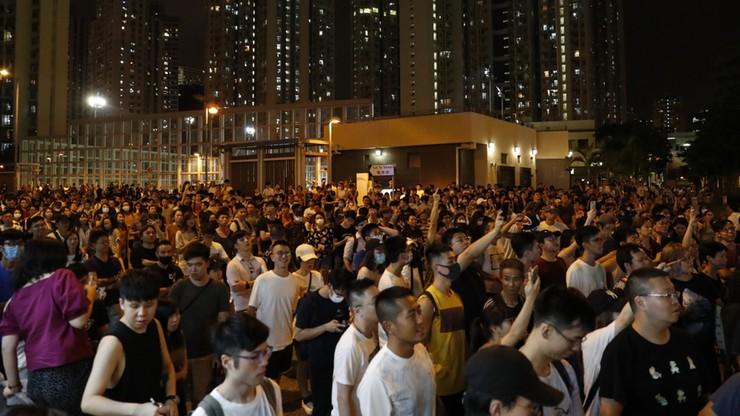 Hongkong: władze podjęły decyzję, która może zakończyć wielomiesięczne protesty