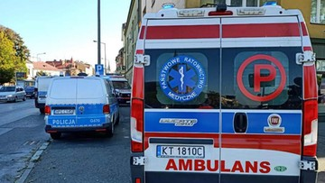 Atak nożownika w Tarnowie. Nie żyje 7-letni chłopiec