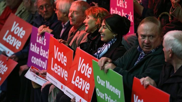 Zbiednieje każde gospodarstwo w kraju. Brytyjski departament skarbu ostrzega przed opuszczeniem Unii