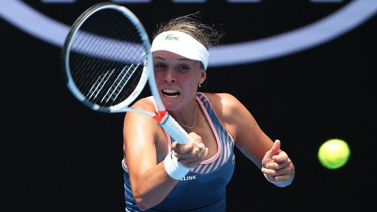 WTA w Miami: Kontaveit pierwszą półfinalistką