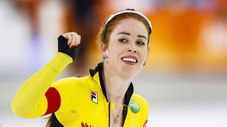 ME w łyżwiarstwie szybkim: Złote medale dla Antoinette de Jong i Patricka Roesta