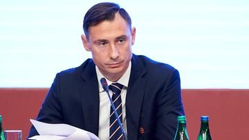 Sekretarz generalny PZPN Maciej Sawicki chory na Covid-19