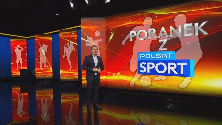 """""""Poranek z Polsatem Sport"""". Początek nowego cyklu już w czwartek!"""