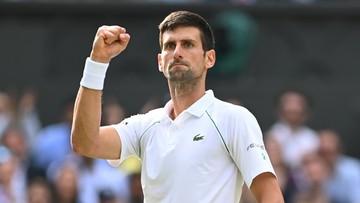 Djoković wygrał finał Wimbledonu!