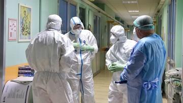 Coraz więcej ofiar koronawirusa we Włoszech