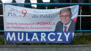 """Mularczyk walczy o głosy jako """"jedyny kandydat z Podhala"""". Pozwał go konkurent z Konfederacji"""