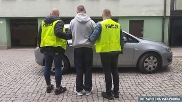 Zabójstwo w Ostrowcu Świętokrzyskim. Areszt dla podejrzanego