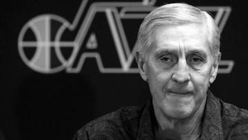 NBA: Zmarł legendarny trener koszykarzy Utah Jazz