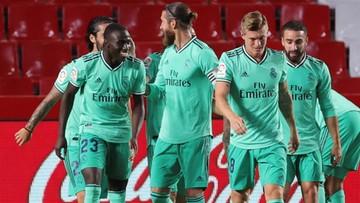 La Liga: Real Madryt krok od mistrzostwa
