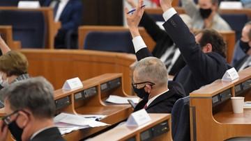 Senat przyjął i skierował do Sejmu projekt opóźniający wdrożenie kolejnych etapów PPK