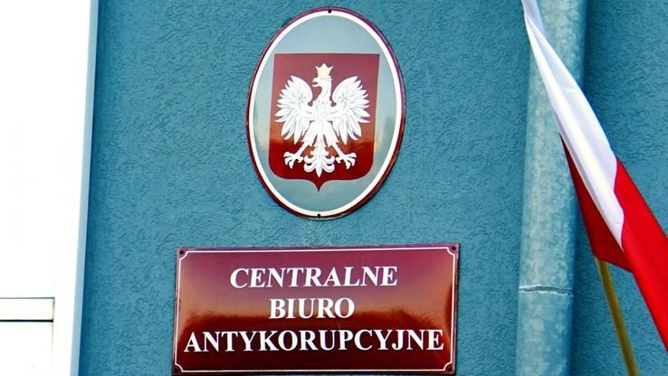 CBA zatrzymało kolejną osobę ws. korupcji w warszawskim MPWiK