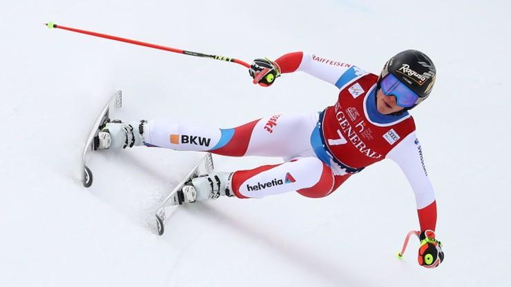 Alpejski PŚ: Lara Gut-Behrami ponownie najszybsza w zjeździe w Val di Fassa