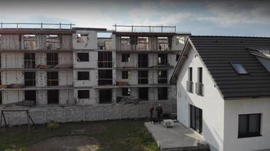 Tuż obok ich domów budują trzy bloki! Walka o spokój