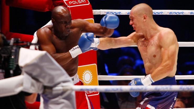 King chce zatrzymać walkę Cieślaka o mistrzostwo świata!