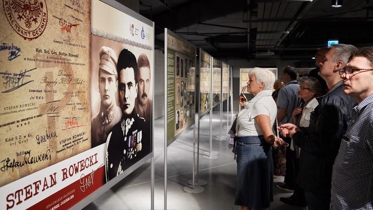 W Muzeum II Wojny Światowej w Gdańsku otwarto wystawę poświęconą gen. Roweckiemu