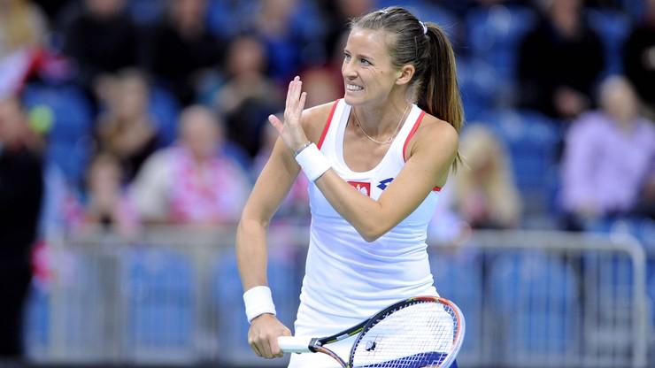 WTA w Toronto: Rosolska odpadła w 1. rundzie debla