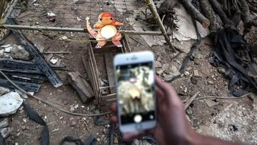 55 euro kary dla nieuważnych graczy Pokemon Go w Belgii