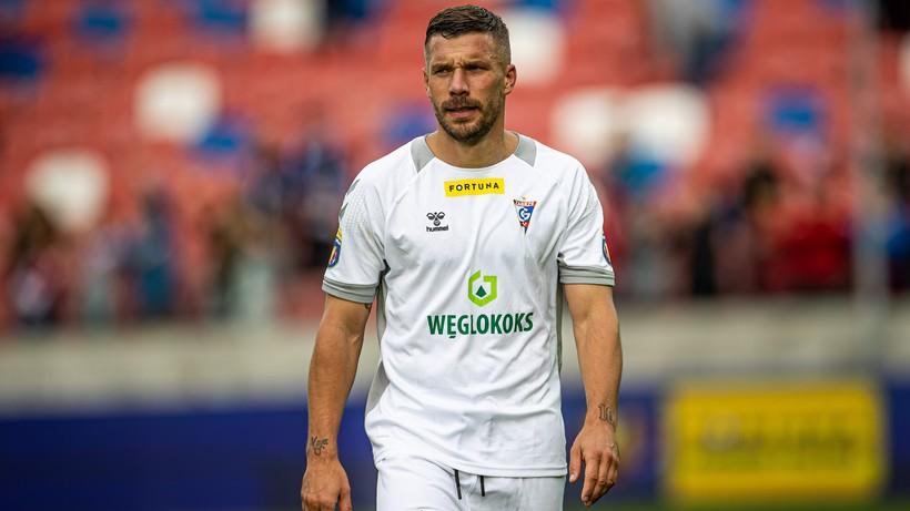 Lukas Podolski nie przyciąga już polskich fanów?