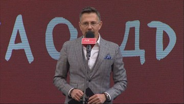 """Koncert """"Solidarni z Białorusią"""" w Polsacie. """"Wierzymy, że Białoruś już jest wolna"""""""